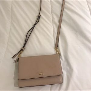 Michael Kors blush crossbody bag